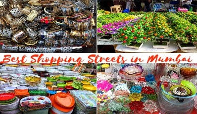Shopping Streets In Mumbai For A Splendid Experience!