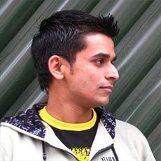 Exotic Gringo aka Kaushal Karkhanis