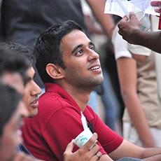 Sudarshan Varadhan