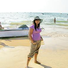 Meghna Chukkath
