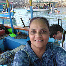 Dr.Sharmila Rao P.N.