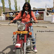 Nupur Pradhan