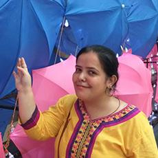 Nisha B Thakur