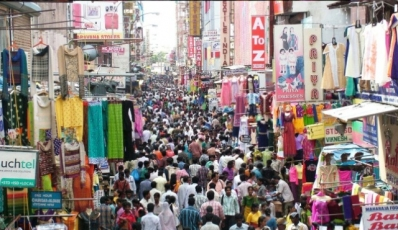 10 Famous Streets To Visit In The Parry's Corner Shopping Market In Chennai