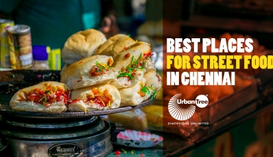 11 Best Places For Street Food In Chennai   Foodie