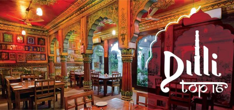 16 Best Restaurants In Delhi For The Ultimate Food Experience | Magicpin Blog