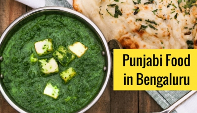 7 Must-Visit Food Points For An Amazing Punjabi Food In Bangalore - MetroSaga
