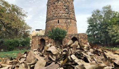 City Monument – Chor Minar, Hauz Khas Enclave