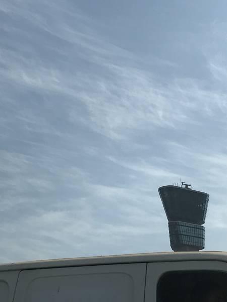 February Skies From Mumbai #skywatchfriday   Mumbai On A High