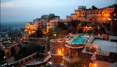Luxury Resorts Near Delhi | Heritage Resorts For Perfect Break