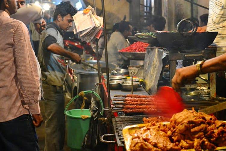 Meatlovers, You Need To Check Out Shivajinagar's Street Food Scene | Lbb