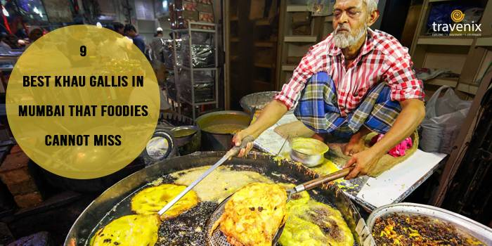 Top 9 Khau Gallis In Mumbai For The Best Street Food