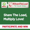 Share The Load, Multiply Love!