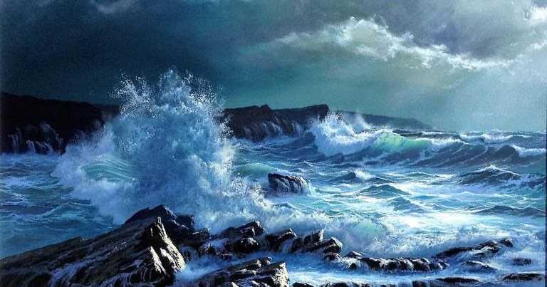 सप्तसिंधू महासागर - जीवसृष्टीचा पितामह