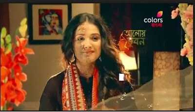 Laxmi Blogs \'Aloy Bhubon Bhora\' On Colors Bangla Tv Serial