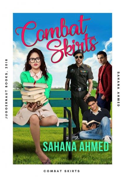 #BookReview : Combat Skirts By Sahana Ahmed - The Write World