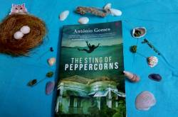 #bookreview: the sting of peppercorns by antonio gomes #peppercorns #portuguese #portugal #liberation #siblings