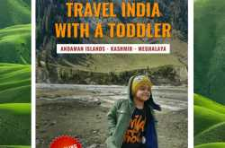 #bookreview: travel india with a toddler by neha sharma - sirimiri