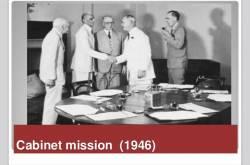 कैबिनेट मिशन योजना - cabinet mission plan 1946 - anuprama