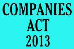 certain sections under companies act notified by mca - yourknowledgeportal