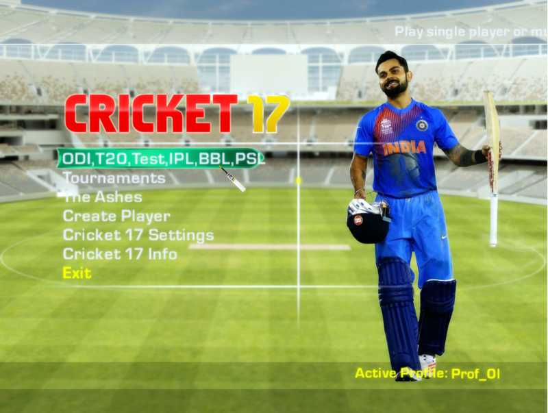 Hardyansh Sharma Blogs Ea Sports Cricket 2017 For Pc Full