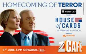 """""""Homecoming Of Terror"""": Review Of House Of Cards (Season 5 Episode 1)"""