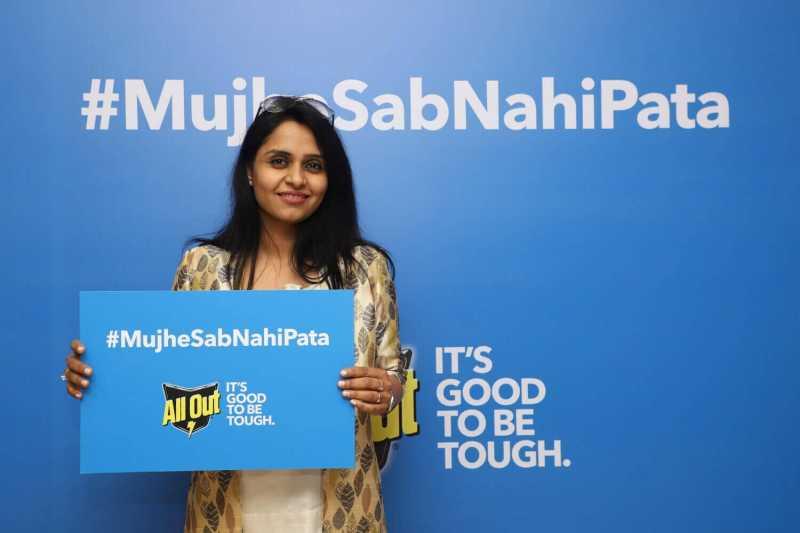 #MujheSabNahiPata - It Takes Strong Woman To Say I Don