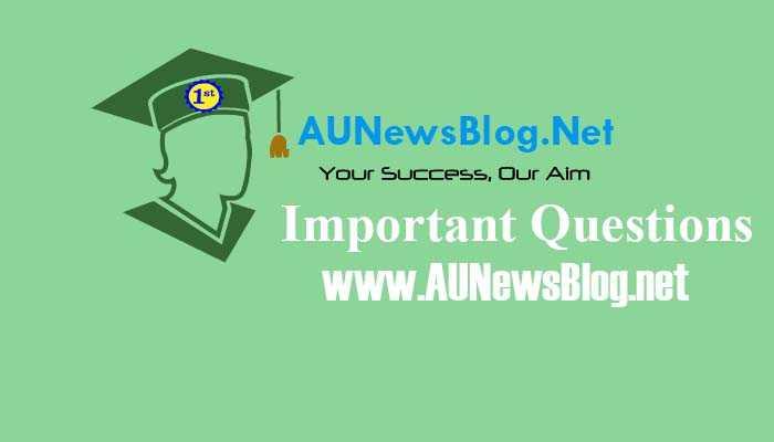 Madhu Mathi Blogs **New**Anna University May June 2018