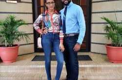 """nigeria deserves a man like my husband"" - adesua etomi [watch video] • ""nigeria deserves a man like my husband"" - adesua etomi [watch video]"