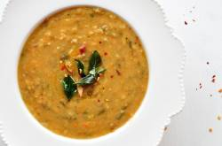 आंध्रा स्टाइल पप्पू चारु रेसिपी - Andhra Style Pappu Charu Recipe