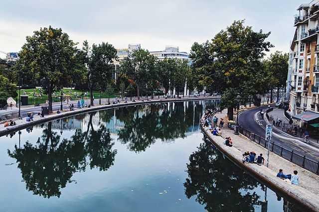 #canal #paris
