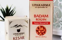 Upakarma Pure Kesar & Badam Rogan Oil Review