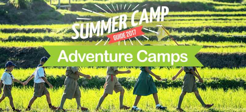 10 Adventure Camps You Must Choose From This Summer