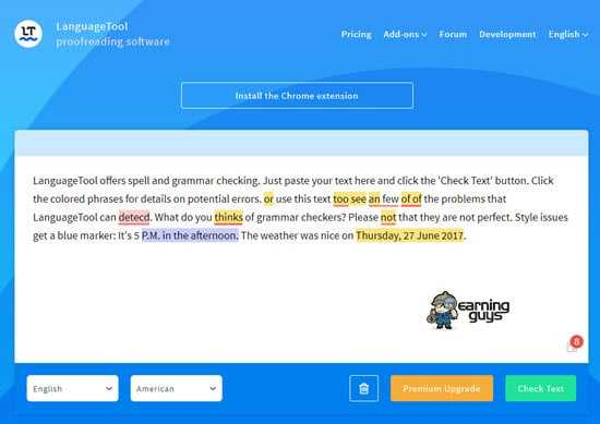 10 Best Free Punctuation Checker And Corrector For Error Free Writing