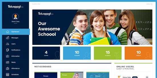 10 Best School Management Software (Top PHP Scripts) CodeFear