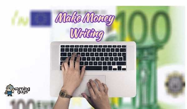 10 Best Ways To Make Money Writing {Get Paid For Your Writing}