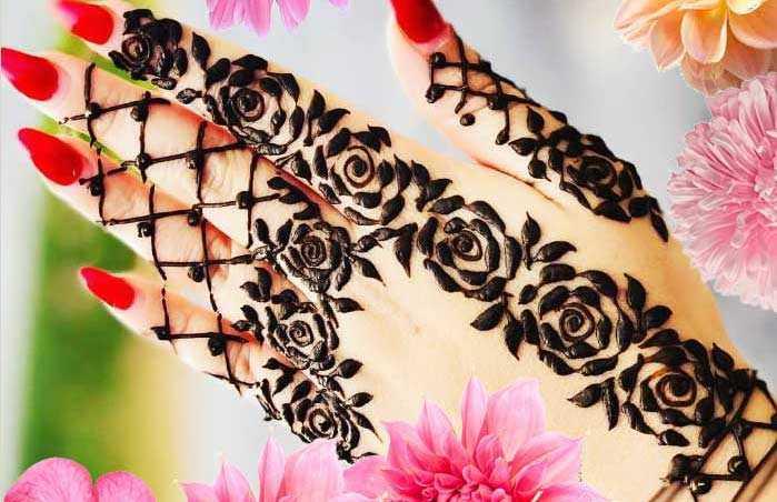 101 Latest Mehendi Designs & Beautiful Trends For Girls