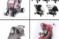 11 Best Stroller Rain Covers Of 2021