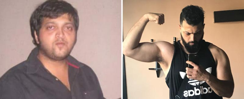 140 Kgs & 40% Body Fat To 96 Kgs & 20% Body Fat: Sameer Karve's Health Transformation & Tips For You