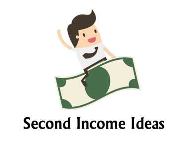 15 Second Income Ideas - Alternative Income Sources