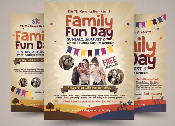 chetan chaudhari blogs 20 cool family day flyer templates blogadda