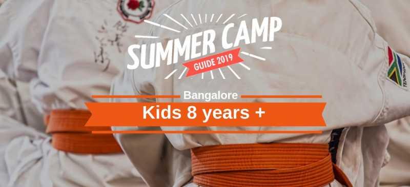 20+ Unique Summer Camps For Older Kids (8 Yrs +)