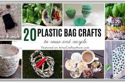 20 Creative Ways To Reuse Plastic Bags