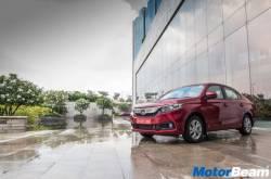 2018 Honda Amaze Recalled In India, 7290 Cars Affected | MotorBeam