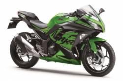 2018 Kawasaki Ninja 300 Price Is Rs. 2.98 Lakhs | MotorBeam
