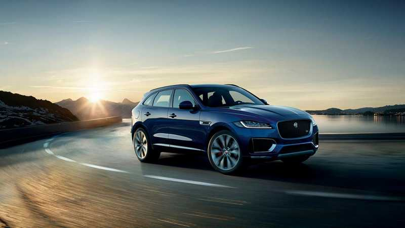 2019 Jaguar F-PACE Ingenium Petrol Launched In India At Rs 63.17 Lakhs