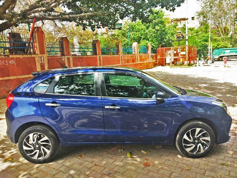 2019 Maruti Baleno Review: Premium, Bold And Sporty
