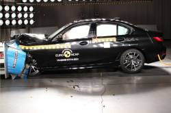 2019 BMW 3-Series Euro NCAP Score Is 5 Stars | MotorBeam