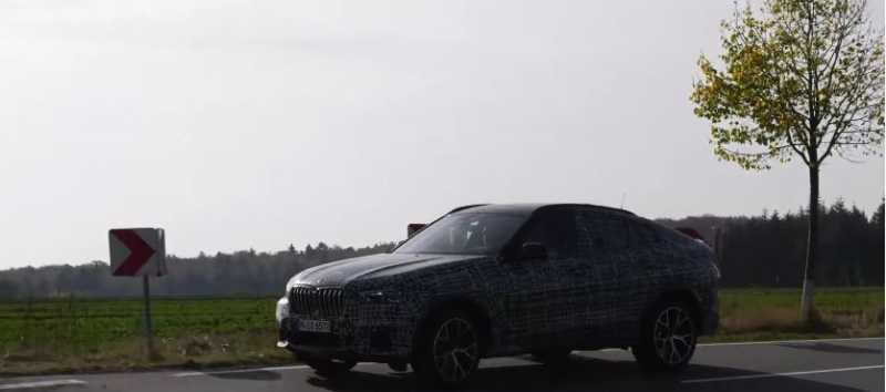 2020 BMW X6 Great Services, Spyshots And Video