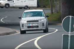2020 land rover discovery sport spyshots and video